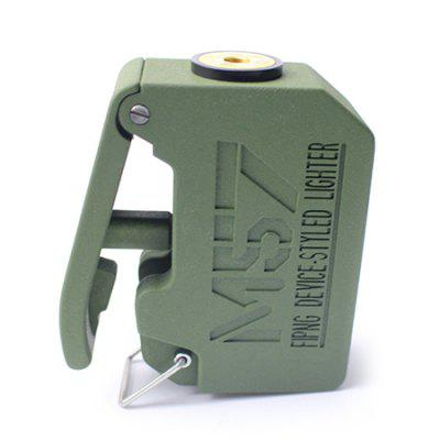 PilotVape M57 3D Printing Mechanical Box Mod for E Cigarette