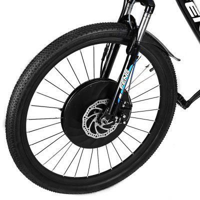YUNZHILUN 36V - X iMortor 27.5 inch Wheel Front Electric Bike Wheel E-bike Image