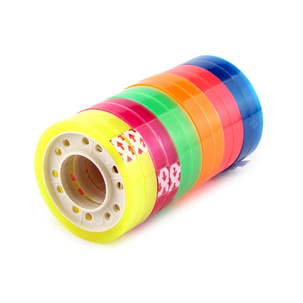 Portable Stationery Tape 12PCS