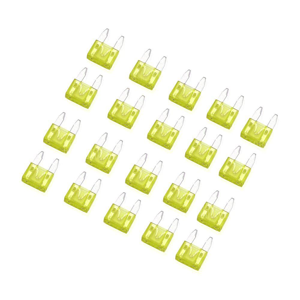 Small Insert Type Fuse 20PCS