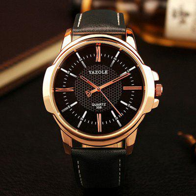 YAZOLE 358 Quartz Watch