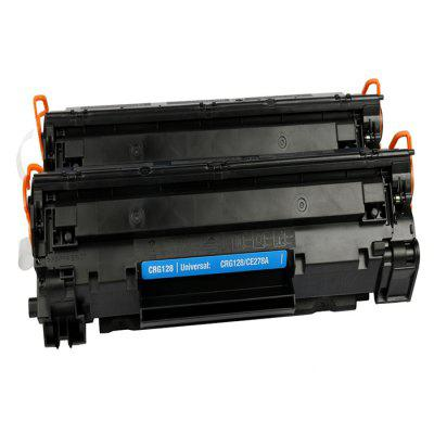 2100 Pages CE278A / CRG128 Toner Cartridge 2PCS