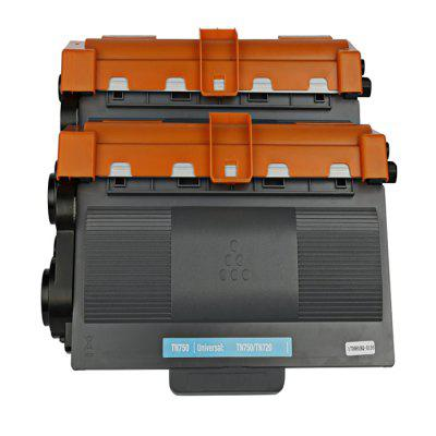 TN750 / TN720 Toner Cartridge 2PCS