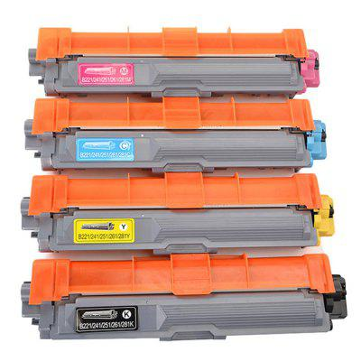 B221 / 241 / 251 / 261 / 281 Toner Cartridge 4PCS