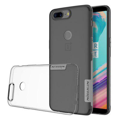 NILLKIN Lightweight Skid-proof Cover Case for OnePlus 5T