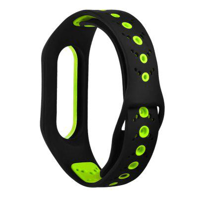 TAMISTER Smart Watch Replacement Strap for Xiaomi Mi Band 2 eache silicone watch band strap replacement watch band can fit for swatch 17mm 19mm men women