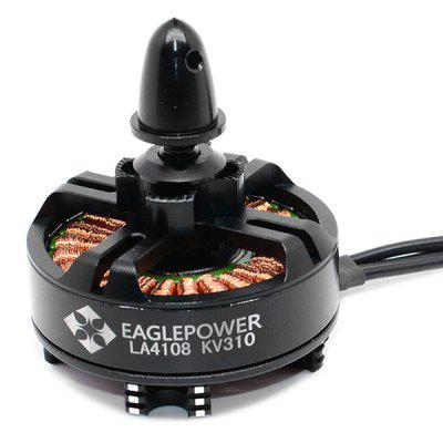 EAGLEPOWER LA4108 310KV Disc Moteur multi-axes