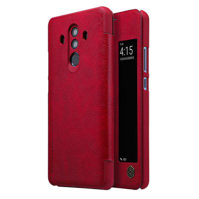 NILLKIN Full Body Case for HUAWEI Mate 10 ProCases &amp; Leather<br>NILLKIN Full Body Case for HUAWEI Mate 10 Pro<br><br>Brand: Nillkin<br>Features: Anti-knock, Dirt-resistant, Full Body Cases<br>Mainly Compatible with: HUAWEI<br>Material: PU Leather, PC<br>Package Contents: 1 x Case<br>Package size (L x W x H): 18.00 x 11.00 x 3.00 cm / 7.09 x 4.33 x 1.18 inches<br>Package weight: 0.0600 kg<br>Product Size(L x W x H): 15.60 x 7.60 x 1.20 cm / 6.14 x 2.99 x 0.47 inches<br>Product weight: 0.0460 kg<br>Style: Modern