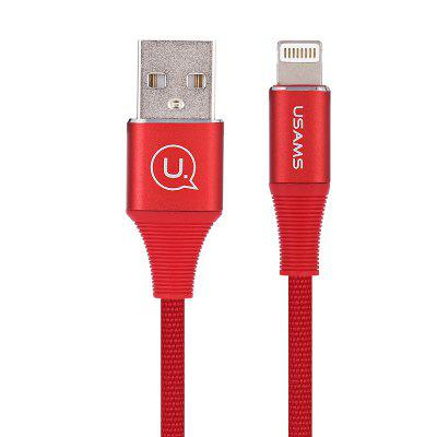 USAMS US - SJ185 8 Pin Fast Charging Data Cable for iPhone