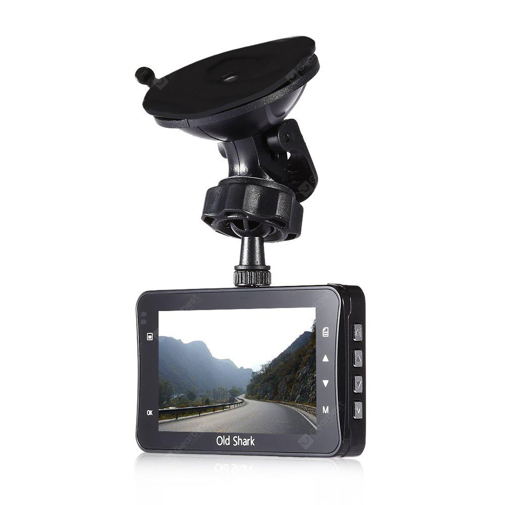 Old Shark GS505 HD Car DVR Digital Video Record with Camera