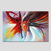Mintura Canvas Oil Painting Hanging Abstract Wall Art