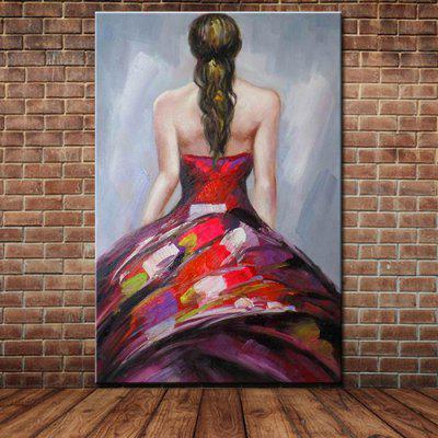 Mintura Canvas Oil Painting Beautiful Girl Wall ArtOil Paintings<br>Mintura Canvas Oil Painting Beautiful Girl Wall Art<br><br>Brand: Mintura<br>Craft: Print<br>Form: One Panel<br>Material: Canvas<br>Package Contents: 1 x Oil Painting<br>Package size (L x W x H): 72.00 x 5.00 x 5.00 cm / 28.35 x 1.97 x 1.97 inches<br>Package weight: 0.5000 kg<br>Painting: Without Inner Frame<br>Product weight: 0.3000 kg<br>Shape: Vertical<br>Style: Modern<br>Subjects: Figure Painting<br>Suitable Space: Bedroom,Hallway,Hotel,Kids Room,Living Room