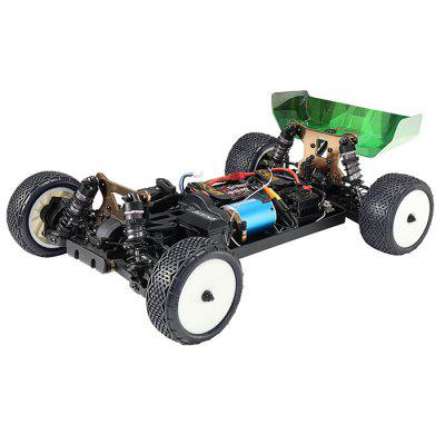 VKAR RACING V.4B Brushless RC Truck - RTR hsp rally racing monster truck 94063 1 8 electric powered brushless 4x4 off road rtr rc car 3300kv motor