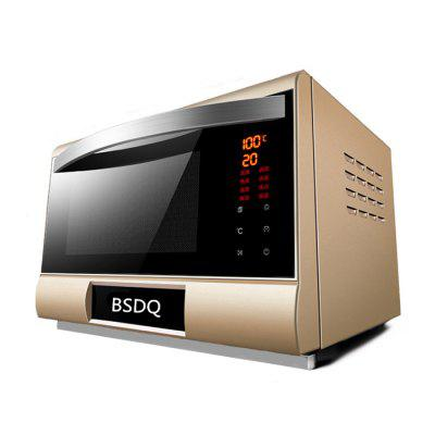 BSDQ Z1 Multipurpose Smart Touch Induction Steam OvenCooker &amp; Steamer<br>BSDQ Z1 Multipurpose Smart Touch Induction Steam Oven<br><br>Package Contents: 1 x Steam Oven, 1 x Steaming Tray, 1 x Oil-receiving Tray, 1 x Cookbook, 1 x English Manual, 1 x Oven Glove, 1 x Sponge<br>Package size (L x W x H): 59.50 x 57.00 x 40.50 cm / 23.43 x 22.44 x 15.94 inches<br>Package weight: 16.0000 kg<br>Product size (L x W x H): 52.50 x 47.00 x 35.50 cm / 20.67 x 18.5 x 13.98 inches<br>Product weight: 14.0000 kg