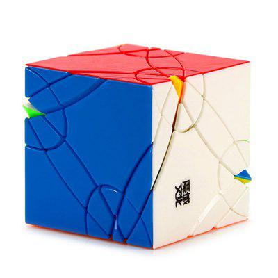 MoYu Axis Time Wheel Vitesse Lisse Magic Cube