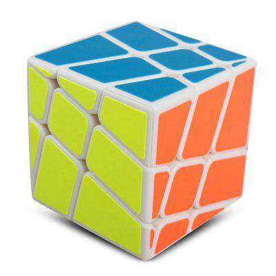 MoYu Crazy Windmill Vitesse Lisse Magic Cube