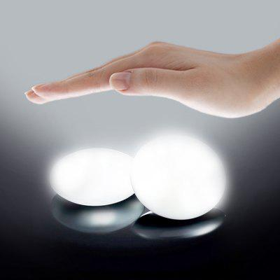 Motion-activated LED Night Light Stone-shaped Lamp 4PCSDecorative Lights<br>Motion-activated LED Night Light Stone-shaped Lamp 4PCS<br><br>Decorative Style: Simple and Modern<br>Features: Creative<br>LED Quantity: 4<br>Material: Plastic<br>Package Contents: 4 x Night Light, 2 x Holder<br>Package size (L x W x H): 18.00 x 8.00 x 8.00 cm / 7.09 x 3.15 x 3.15 inches<br>Package weight: 0.1940 kg<br>Power (W): 1W<br>Power Supply: Battery<br>Product size (L x W x H): 7.00 x 7.00 x 3.00 cm / 2.76 x 2.76 x 1.18 inches<br>Product weight: 0.1740 kg