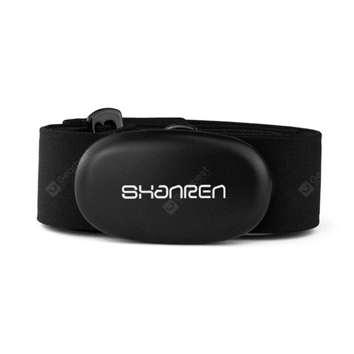 SHANREN SR HRM10 Heart Rate Monitor BLACK