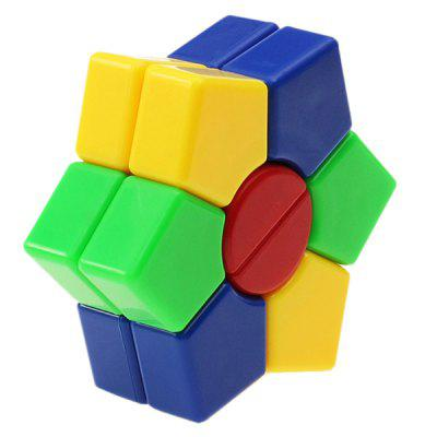 Hexagon Magic Cube Soulagement du stress Intelligence Toy