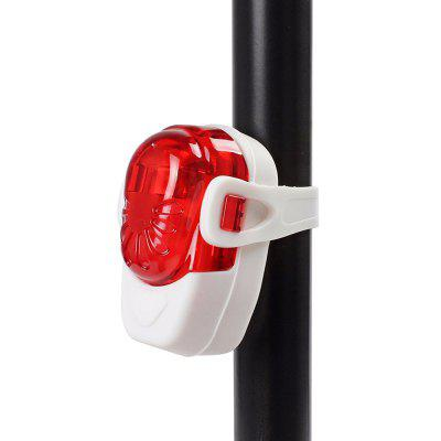 Shockproof Waterproof Bicycle Rear Tail Light