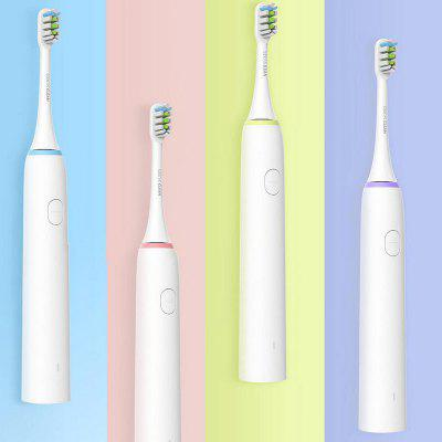 SOOCAS X1 Sonic Electrical ToothbrushTooth Care<br>SOOCAS X1 Sonic Electrical Toothbrush<br><br>Brand: SOOCAS<br>Package Contents: 1 x Toothbrush Click, 1 x Toothbrush Head, 1 x Charging Device, 1 x English User Manual, 4 x Ring<br>Package size (L x W x H): 20.60 x 7.00 x 6.50 cm / 8.11 x 2.76 x 2.56 inches<br>Package weight: 0.3270 kg<br>Product size (L x W x H): 2.90 x 2.90 x 24.00 cm / 1.14 x 1.14 x 9.45 inches<br>Product weight: 0.1220 kg