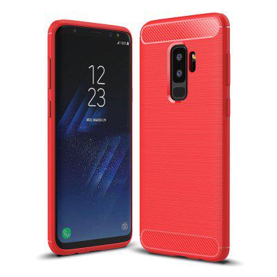 Luanke Scratch-proof Back Cover for Samsung Galaxy S9 Plus