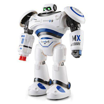 JJRC R1 Defenders Infrared Control Robot - RTR -  BLUE