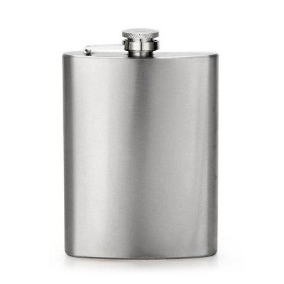 CTSmart AT6629 Outdoor Portable Stainless Steel Hip Flask