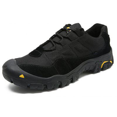 Men Versatile Ventilate Crash-toe Hiking Athletic Shoes