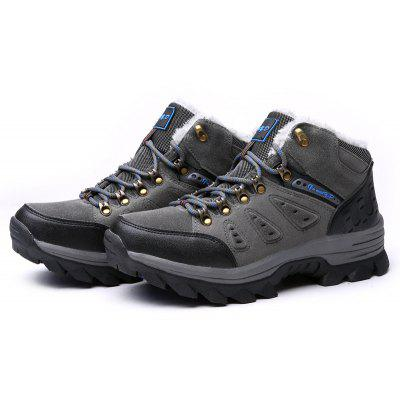 Sneakers Plush Warm Sports Shoes for Men