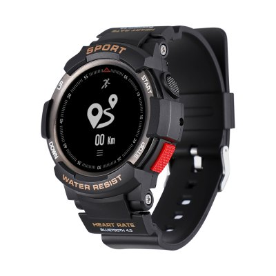 NO.1 F6 Smartwatch - PRETO