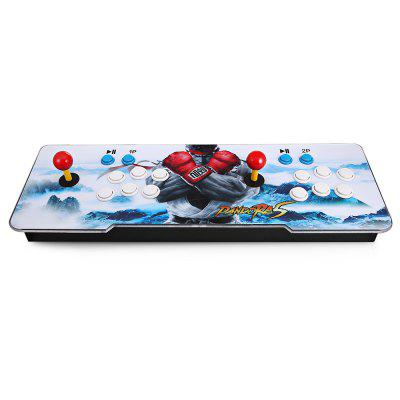 999 in 1 Video Games Arcade Console Machine Double Stick Home Pandoras Box 5sHandheld Games<br>999 in 1 Video Games Arcade Console Machine Double Stick Home Pandoras Box 5s<br><br>Brand: Other<br>Charge way: AC adapter<br>Compatible with: Android TV Box, Game Console, MIMU TV, PC, Tablet PC, TV<br>Language: English<br>Operating system: Android<br>Package Contents: 1x Arcade Console , 1x HDMI Cable , 1x USB Cable,  1x VGA Cable  , 1x Power Cable type-A , 1x Power  , 1x English User manual<br>Package size: 68.00 x 25.00 x 17.00 cm / 26.77 x 9.84 x 6.69 inches<br>Package weight: 5.0000 kg<br>Pre-positioned Games Number: 999<br>Product size: 66.00 x 22.50 x 6.50 cm / 25.98 x 8.86 x 2.56 inches<br>Product weight: 3.2200 kg<br>ROM: 16GB<br>Screen size: 8 inch