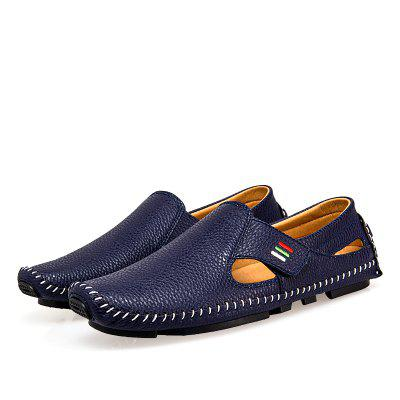 Loafers Casual Driving Hollow Out for Men