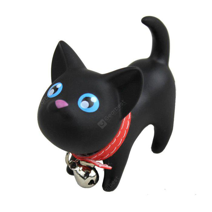 Cartoon Cat Couple Style Keychain Pendent para llave / teléfono