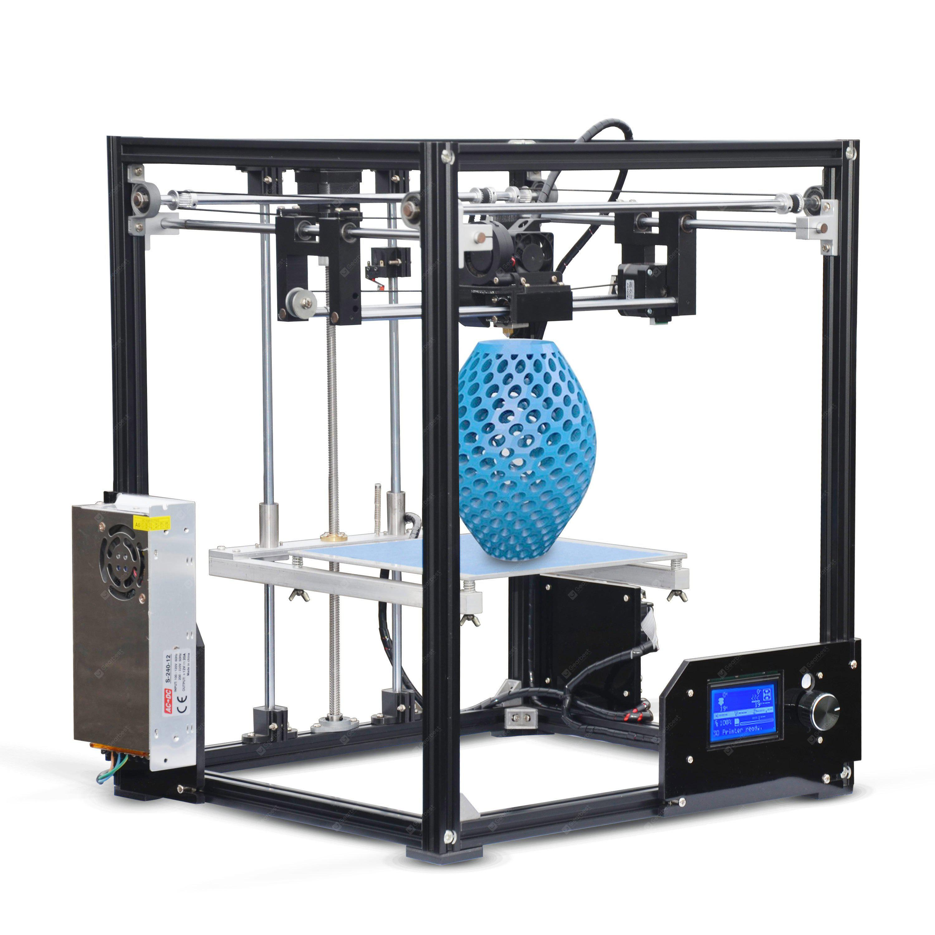 Tronxy X5 Aluminum Profile 210 X 210 X 280mm 3d Printer 274 20 Free
