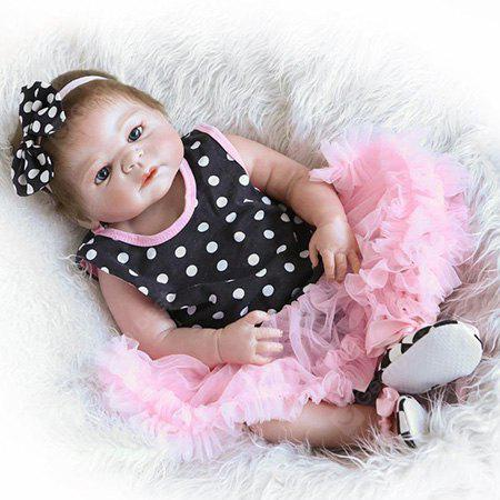 NPK Emulate Reborn Baby Doll Stuffed Toy