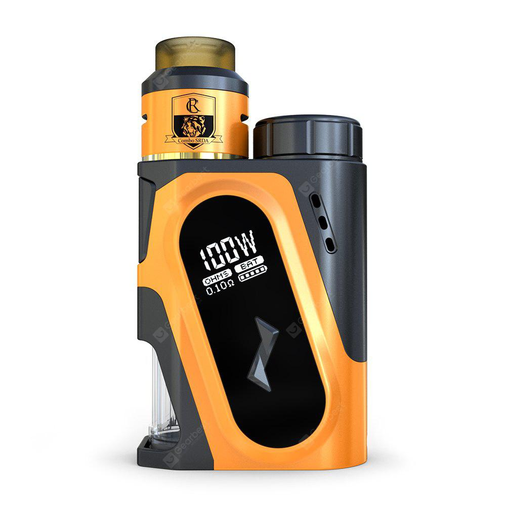 IJOY CAPO SRDA 100W  Squonker Kit for E Cigarette