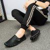 Loafers British Style Casual for Men - BLACK