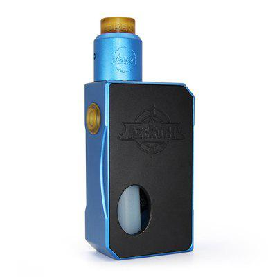 CoilART AZEROTH SQUONK Kit for E Cigarette