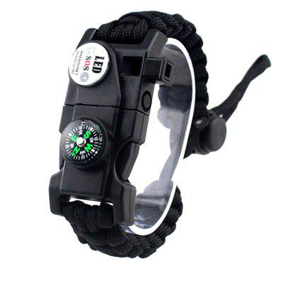 CTSmart EM1048 Multifunctional Emergency Survival Bracelet