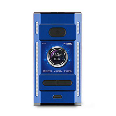 Laisimo F4 360W TC Box Mod for E Cigarette