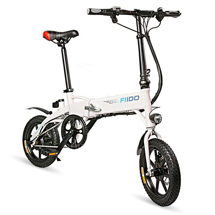 FIIDO D1 Folding Electric Bike 25May