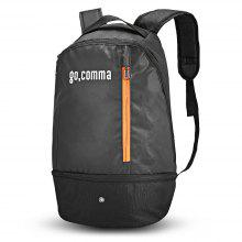 gocomma Backpack with Bottom Shoes Pack Bag