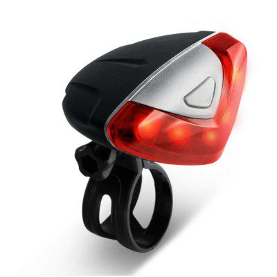 Mountain Bike Safety Feature Supper Bright Rear Tail Light Easy Installation Waterproof Led Bicycle Light