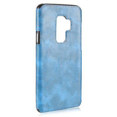 Luanke Dirt-proof Back Cover Case for Samsung Galaxy S9 PlusLuanke Dirt-proof Back Cover Case for Samsung Galaxy S9 Plus<br><br>Brand: Luanke<br>Features: Anti-knock, Back Cover, Dirt-resistant<br>For: Samsung Mobile Phone<br>Material: TPU, PU Leather<br>Package Contents: 1 x Case<br>Package size (L x W x H): 21.00 x 12.00 x 2.50 cm / 8.27 x 4.72 x 0.98 inches<br>Package weight: 0.0300 kg<br>Product size (L x W x H): 16.10 x 7.70 x 1.20 cm / 6.34 x 3.03 x 0.47 inches<br>Product weight: 0.0190 kg<br>Style: Modern