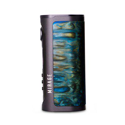 LOST VAPE Mirage DNA75C TC Mod for E CigaretteTemperature Control Mods<br>LOST VAPE Mirage DNA75C TC Mod for E Cigarette<br><br>Accessories type: MOD<br>APV Mod Wattage: 75W<br>Battery Cover Type: Clip-on<br>Battery Form Factor: 18650, 20700, 21700<br>Battery Quantity: 1pc ( not included )<br>Brand: Lost Vape<br>Material: Aluminum Alloy<br>Mod: Temperature Control Mod<br>Package Contents: 1 x Mod, 1 x USB Cable, 1 x 18650 Battery Cover, 1 x English User Manual<br>Package size (L x W x H): 18.00 x 12.00 x 4.00 cm / 7.09 x 4.72 x 1.57 inches<br>Package weight: 0.2200 kg<br>Product size (L x W x H): 9.30 x 4.35 x 2.80 cm / 3.66 x 1.71 x 1.1 inches<br>Product weight: 0.1650 kg<br>Temperature Control Range: 200 - 600 Deg.F