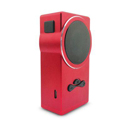 Hugo Vapor Delux 220W TC Box Mod for E Cigarette