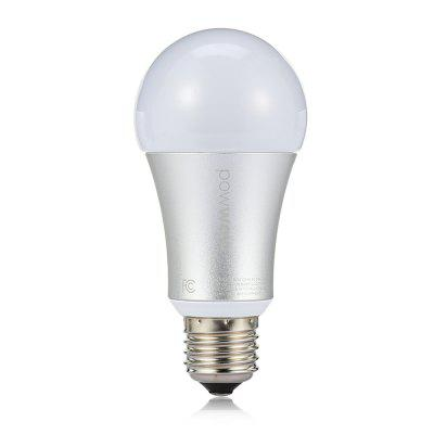powwow SBTW100 WiFi Smart LED Bulb Adjustable White Light