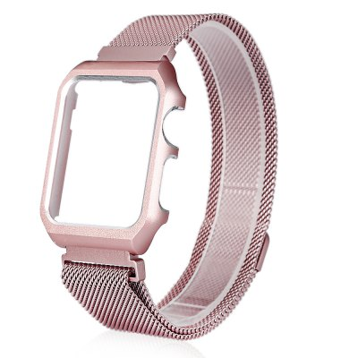 38mm Watch Band Strap Case for iWatch Series 3 / 2 / 1