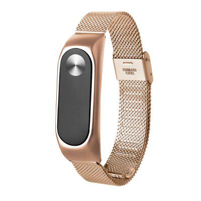 Watch Strap Protective Case for Xiaomi Mi Band 2Smart Watch Accessories<br>Watch Strap Protective Case for Xiaomi Mi Band 2<br><br>Material: Stainless Steel<br>Package Contents: 1 x Strap Case<br>Package size: 9.00 x 12.00 x 2.00 cm / 3.54 x 4.72 x 0.79 inches<br>Package weight: 0.0600 kg<br>Product size: 24.50 x 1.80 x 0.60 cm / 9.65 x 0.71 x 0.24 inches<br>Product weight: 0.0400 kg<br>Type: Strap Case